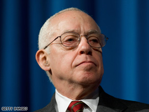 Attorney General Michael Mukasey says there was no basis to pardon counterterrorism officials for their policies.