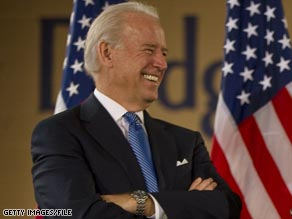 Vice President-elect Joseph Biden says he was asked to submit his recommendations for Cabinet posts.
