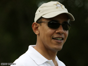 President-elect Barack Obama is on vacation in Hawaii after appointing his Cabinet in record time.