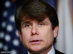 A panel is investigating whether there are grounds to impeach Illinois Gov. Rod Blagojevich.