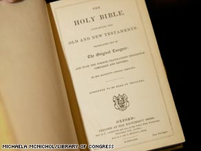 President-elect Barack Obama will use the Bible Abraham Lincoln used for his inauguration.