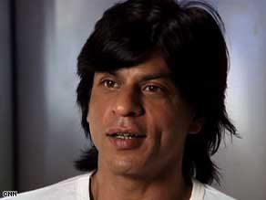Shah Rukh Khan -- The undisputed King of Bollywood.