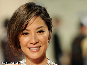 "Michelle Yeoh: ""There are reasons why you do movies. It's for the love of it."""