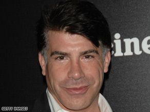 He spoke to CNN.com about being an openly gay actor. Bryan Batt