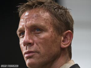Daniel Craig has brought a raw edge to his portrayal of James Bond.