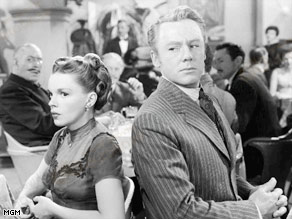 "Van Johnson and Judy Garland in ""In the Good Old Summertime,"" one of many musicals in his lengthy career."