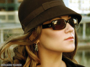 Melody Gardot took up music as therapy to recover from a near-fatal accident.