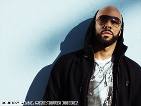"Common's eighth album, ""Universal Mind Control,"" is being released Tuesday."