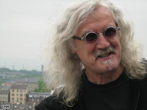 Comedian Billy Connolly takes CNN's Revealed on a tour of his home town, his beloved Glasgow, Scotland.