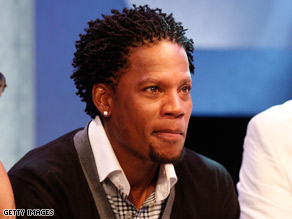 "D.L. Hughley starred in ""The Hughleys"" and ""The Original Kings of Comedy."""
