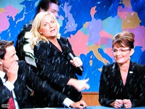 Gov. Palin made her debut on SNL.