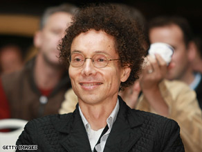 "Malcolm Gladwell tries to find out why some people are successful in his new book, ""Outliers."""