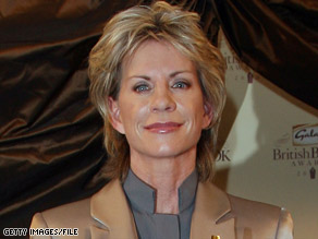 """I'm very interested in what motivates people, why they do what they do, how they do it,"" Patricia Cornwell said."