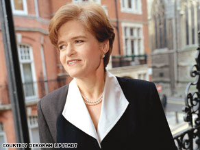 Deborah Lipstadt says the Holocaust love story seemed incredible on its face.