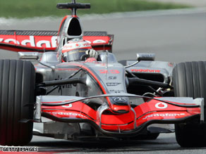 McLaren are hoping for a less controversial season after being implicated in a spying scandal.
