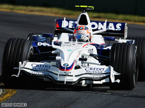 Robert Kubica is expected to build on his excellent performances for BMW last season.
