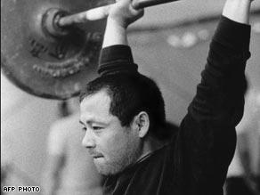 Miyake: the strongest man ever?
