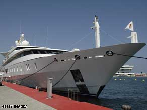 Maritime mysteries: the design and building processes for super-yachts are tightly guarded secrets.