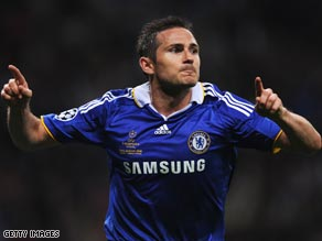 Chelsea say they have rejected an approach from Inter Milan for England midfield player Frank Lampard.