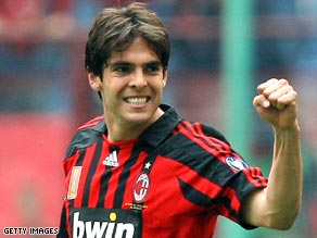 AC Milan insist that World Player of the Year Kaka will not be leaving the San Siro this summer.