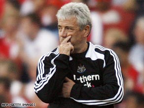 Kevin Keegan found that management had changed significantly after his three-year hiatus from football.