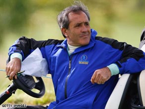 Seve, who won a record 50 tournaments on the European Tour, is facing the &quot;hardest challenge of my life.&quot;