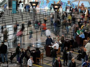 Behavioral screening could supplement, or even replace, walk-through metal detectors.