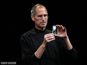Apple CEO Steve Jobs, shown here in September, has given his last keynote at Macworld.
