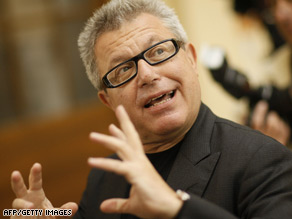 Daniel Libeskind first lectured students in architecture before going to to achieve worldwide acclaim as a designer.