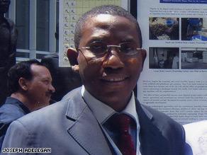 Dr. Joseph Akinkugbe Adelegan