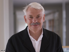 Peter Head, of global design and business consulting firm Arup, is a noted pioneer of sustainable development.