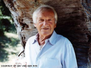 Sim Van der Ryn has dedicated his working life to integrating nature's principals into his designs.