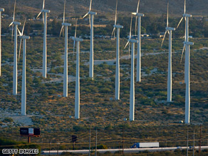 Texan energy companies are investing heavily to build wind turbines following a landmark ruling last week.