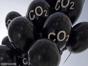 Carbon Market Balloons