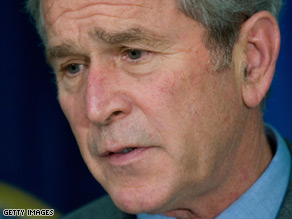 Environmentalists are not happy with President Bush's changes to regulations of the Endangered Species Act.