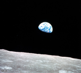 Apollo 8 astronauts remember historic voyage