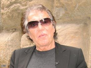 Designer Roberto Cavalli in Florence