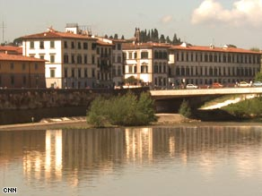 Head over the Arno to experience a more authentically Italian Florence