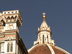 The Duomo's cupola