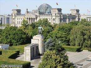 Berlin is filled with monuments to its past.