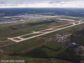 Washington Dulles International Airport's new runway opens Thursday ahead of the busy holiday travel season.