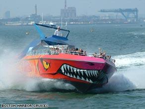 Boston S Aquatic Attractions Provide Cool Summer Fun Cnn Com
