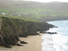 Winter offers tourists a chance to explore Ireland's west coast  unhindered by bothersome crowds.