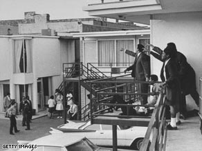 King Assassination at Lorraine Motel