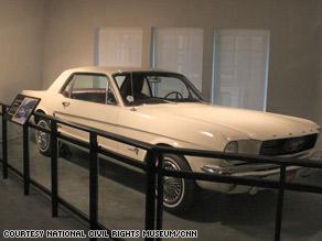 James Earl Ray's Mustang