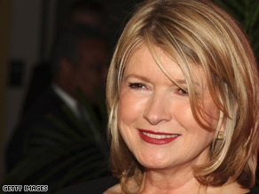 Martha Stewart has not been to the United Kingdom since her 2004 conviction, according to British media.