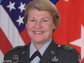 Lt. Gen. Ann E. Dunwoody was nominated to be America's first four-star female general.