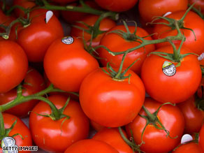 The spread of a salmonella-related illness may not be linked to tomatoes, according to the FDA.