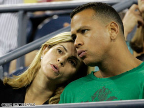 Lawyers representing Cynthia Rodriguez say she has officially filed for divorce from Yankees slugger A-Rod.