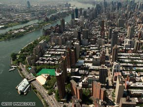 New York Mayor Michael Bloomberg says he wants to generate alternative energy for the city.